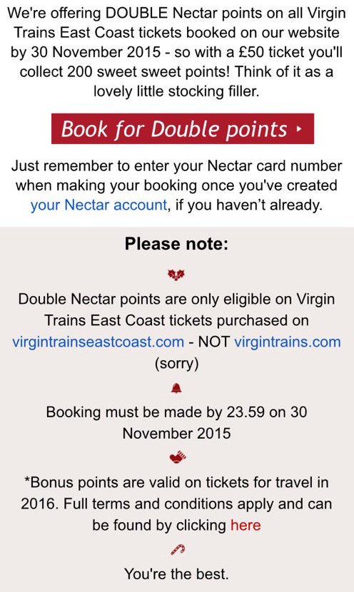 Crappy Nectar email
