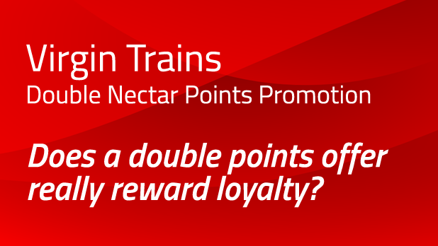 Does the double points offer really reward loyalty?