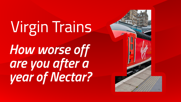 How worse off are you after a year of Nectar?