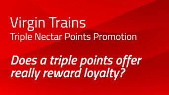 Does a triple points promotion reward loyalty?
